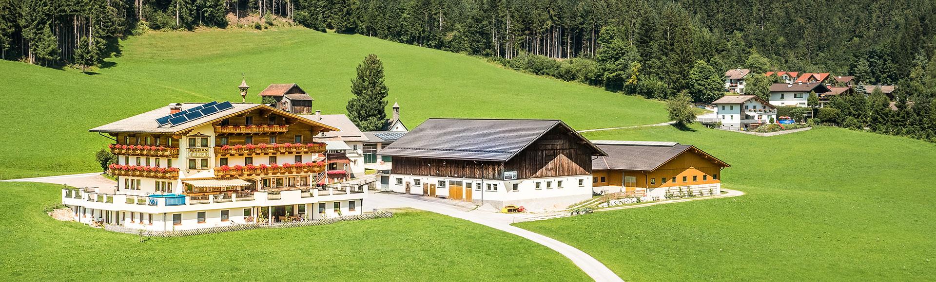 Urlaub auf dem Bauernhof in Radstadt, Hubergut