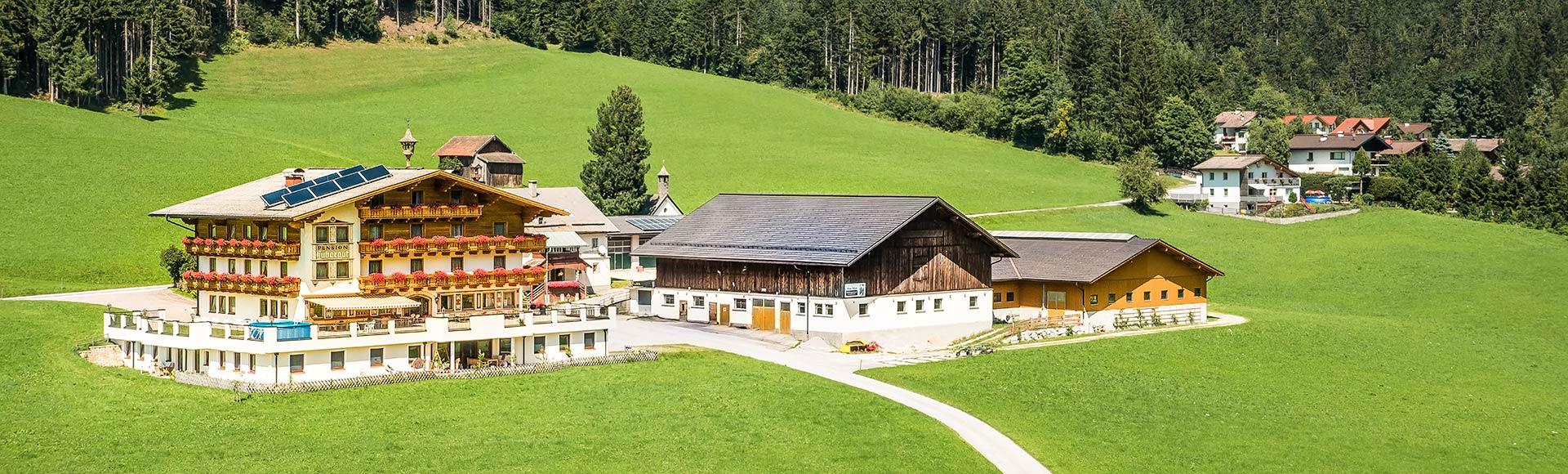 Urlaub am Bauernhof in Radstadt, Salzburger Land - Hubergut
