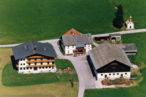 Chronik - Hubergut in Radstadt, Urlaub am Bauernhof