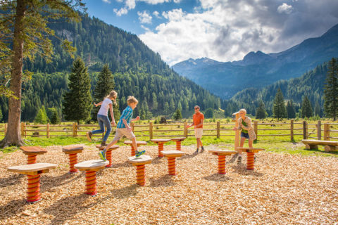 Familienwandererlebnis Alles Alm in Obertauern