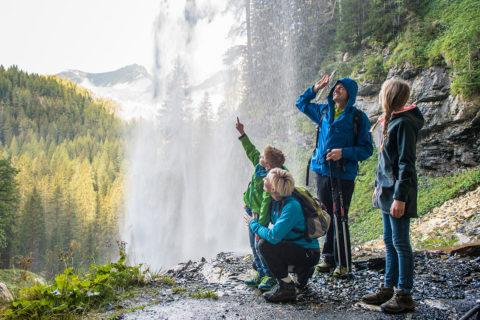 Johanneswasserfall - Alles Alm in Obertauern