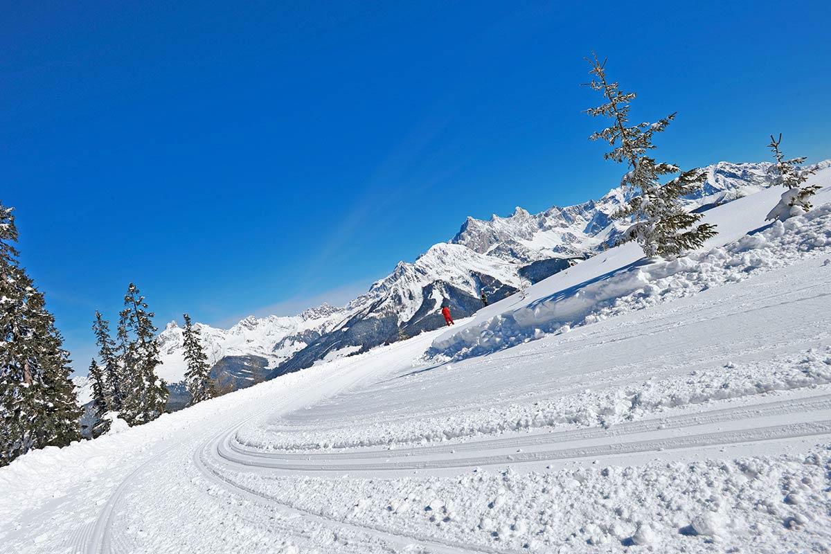 Langlaufen - Winterurlaub in Radstadt, Ski amadé