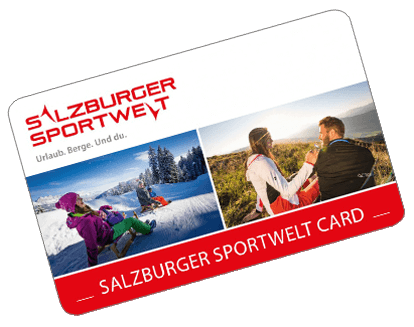 Salzburger Sportwelt Card 1