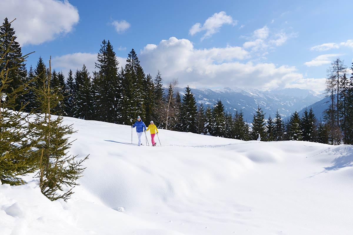 Schneeschuhwandern Winterurlaub Radstadt 1