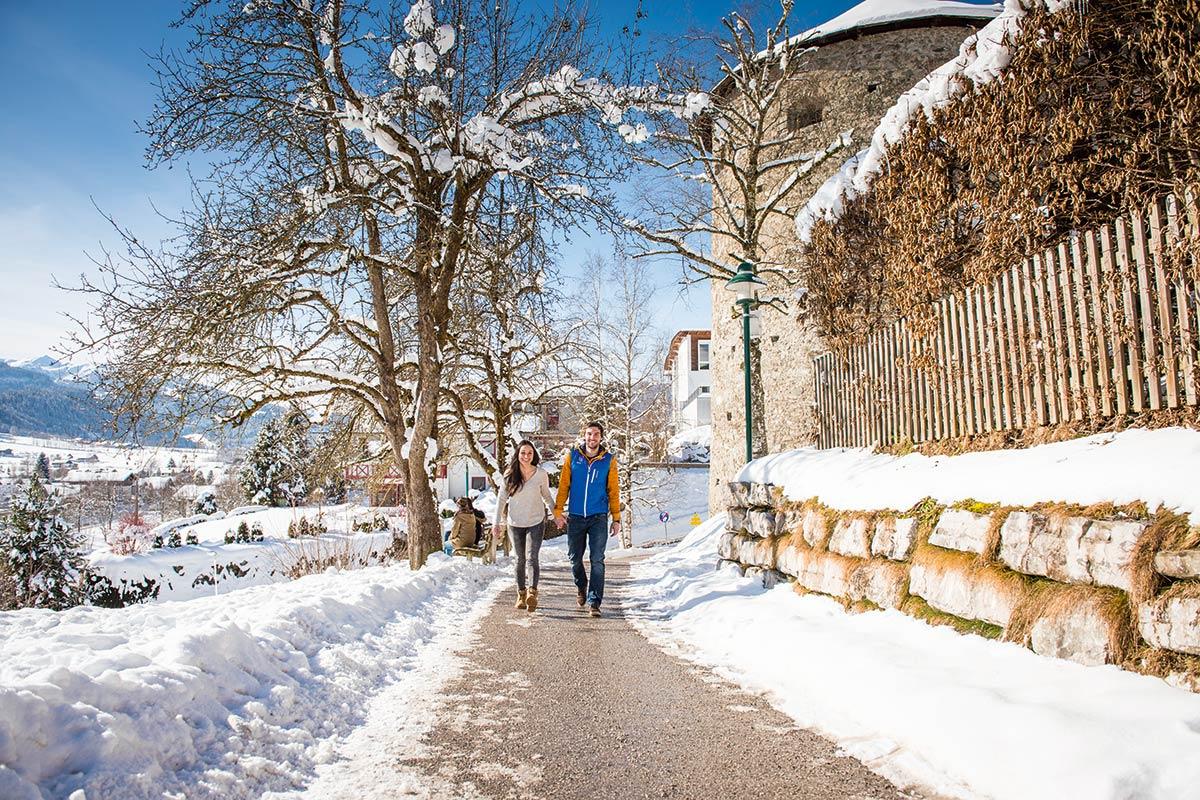 Winterwandern Winterurlaub Radstadt 1